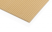 "wafer sheet carrée ""fine"""