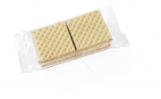 wafer with cream filling